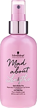 Perfumería y cosmética Spray desenredante con aceite de macadamia - Schwarzkopf Professional Mad About Lengths Split Ends Fix