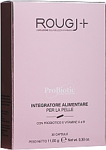 Perfumería y cosmética Complemento alimenticio probiótico, en cápsulas - Rougj+ ProBiotic Integratore Alimentare