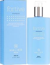 Perfumería y cosmética Champú con aceite de almendras dulces y queratina hidrolizada - Halier Men Fortive Shampoo