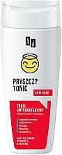 Perfumería y cosmética Tónico facial antibacteriano con vitamina B3 que deja la piel suave y tersa - AA Emoji Antibacterial Tonik