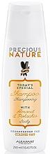 Perfumería y cosmética Champú para cabello teñido con aceite de almendras - Alfaparf Precious Nature Shampoo For Colored Hair