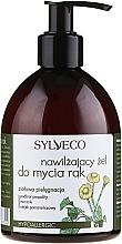 Perfumería y cosmética Gel de lavado de manos con urea aceite de naranja - Sylveco Gel Soap