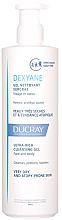 Perfumería y cosmética Gel de ducha infantil nutritivo para cuerpo y rostro, pieles secas y atópicas - Ducray Dexyane Gel Nettoyant Surgras