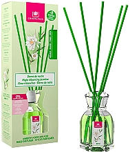 Perfumería y cosmética Ambientador Mikado con aroma a dama de noche sin alcohol - Cristalinas Reed Diffuser