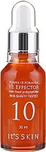 Perfumería y cosmética Sérum facial iluminador con extracto de levadura - It's Skin Power 10 Formula Ye Effector