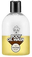 Perfumería y cosmética Aceite de ducha - Village 11 Factory Relax Day Body Oil Wash