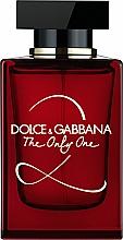 Perfumería y cosmética Dolce&Gabbana The Only One 2 - Eau de parfum