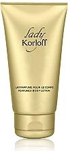 Perfumería y cosmética Korloff Paris Lady Korloff - Loción corporal perfumada