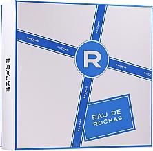 Perfumería y cosmética Rochas Eau De Rochas - Set (eau de toilette/100ml + eau de toilette/20ml + loción corporal/100ml)