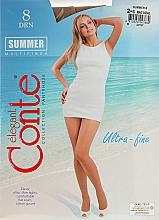 Perfumería y cosmética Pantis Summer, 8 Den, natural - Conte