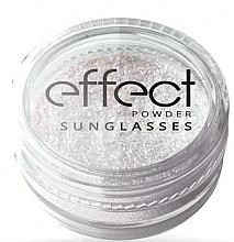 Perfumería y cosmética Polvo de uñas - Silcare Sunglasses Effect Powder