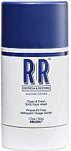 Perfumería y cosmética Stick para limpieza facial - Reuzel Refresh & Restore Clean & Fresh Solid Face Wash Stick
