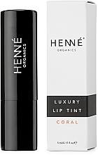 Perfumería y cosmética Tinte de labios - Henne Organics Luxury Lip Tint