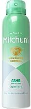 Perfumería y cosmética Desodorante antitranspirante - Mitchum Women Advanced Unscented