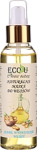 Perfumería y cosmética Mascarilla para cabello débil natural con aceite de oliva y jojoba - Eco U Choose Nature