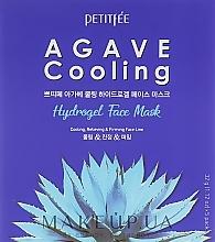 Perfumería y cosmética Mascarilla facial de hidrogel con extracto de agave - Petitfee&Koelf Agave Cooling Hydrogel Face Mask