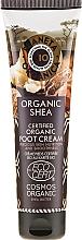 Perfumería y cosmética Crema de pies nutritiva con karité orgánico - Planeta Organica Organic Shea Foot Cream