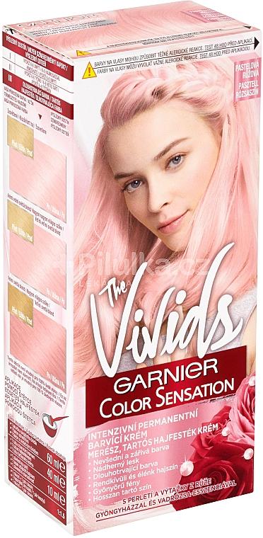 Crema tinte de cabello - Garnier Color Sensation Vivids