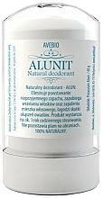 Perfumería y cosmética Desodorante natural en stick - Avebio Alunit Natural Deodorant