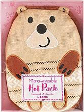 Perfumería y cosmética Bolsa térmica con aroma de lavanda - Bomb Cosmetics Harry the Hedgehog Body Warmer