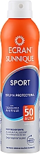 Perfumería y cosmética Bruma protectora solar - Ecran Sun Lemonoil Sport Spray Invisible SPF50