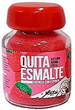 Perfumería y cosmética Quitaesmalte con esponja, aroma a fresa - Katai Nails Express Nail Polish Remover Strawberry