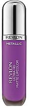 Perfumería y cosmética Labial líquido con efecto mate - Revlon Ultra HD Metallic Matte Lipcolor