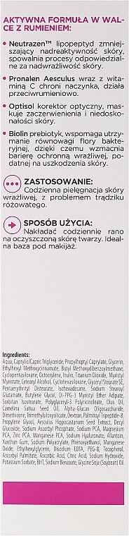 Crema facial calmante para pieles con rasácea - Iwostin Rosacin Soothing Day Cream Against Redness SPF 15 — imagen N3