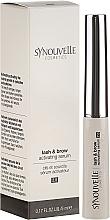 Perfumería y cosmética Sérum para pestañas y cejas con ácido hialurónico - Synouvelle Cosmectics Lash & Brow Activating Serum 2.0