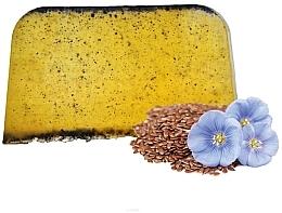 Perfumería y cosmética Champú sólido con aceite de semilla de lino - E-Fiori Solid Hair Shampoo