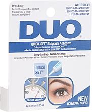 Perfumería y cosmética Pegamento para pestañas postizas de larga duración y resistente al agua - Ardell Duo Quick Set