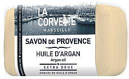 Perfumería y cosmética Jabón con aceite de argán - La Corvette Provence Soap Argan Oil