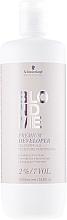 Perfumería y cosmética Loción activadora del color - Schwarzkopf Professional Blondme Premium Developer 2%