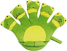 Perfumería y cosmética Esponja de baño infantil - Titania Frog