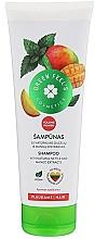 Perfumería y cosmética Champú con extracto de mango y ortiga - Green Feel's Shampoo