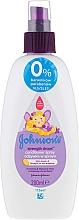 Perfumería y cosmética Spray acondicionador infantil con vitamina E - Johnson's Baby Strength Drops