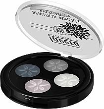 Perfumería y cosmética Sombras de ojos orgánicos - Lavera Beautiful Mineral Eyeshadow Quattro