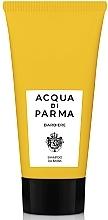 Perfumería y cosmética Champú para barba con ácido cítrico y extracto de romero - Acqua Di Parma Barbiere