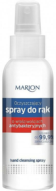 Spray de manos antibacteriano - Marion Antibacterial Hand Cleansing Spray
