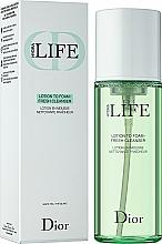 Perfumería y cosmética Loción espuma facial con saponina y extracto de té blanco - Dior Hydra Life Lotion To Foam Fresh Cleanser