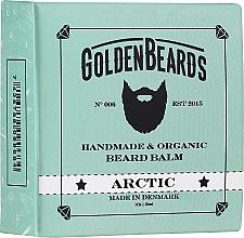 Perfumería y cosmética Bálsamo orgánico artesanal para barba con mantecas de karité y cacao - Golden Beards Beard Balm Arctic