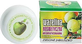 Vaselina labial con aroma a manzana verde - Kosmed Flavored Jelly Green Apple