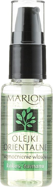 Aceite para cabello de coco y tamanu - Marion Strengthening Oriental Oil