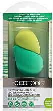 Perfumería y cosmética Set esponjas de maquillaje, 2uds. - EcoTools Blender Duo