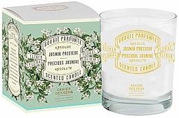 Perfumería y cosmética Panier Des Sens Precious Jasmine - Vela perfumada con aroma a jazmín
