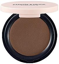 Perfumería y cosmética Sombras de ojos biominerales con manteca de karité orgánica y vitamina E - Estelle & Thild BioMineral Silky Eyeshadow (Cocoa)