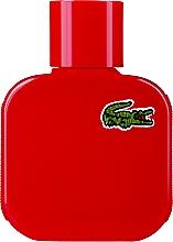 Perfumería y cosmética Lacoste Eau de L.12.12 Rouge-Energetic - Eau de toilette