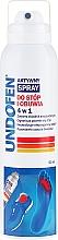 Perfumería y cosmética Spray activo para pies y calzado 4 en 1 con extracto de salvia - Undofen Active Foot Spray 4in1