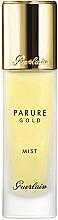 Perfumería y cosmética Bruma fijadora de maquillaje - Guerlain Parure Gold Radiant Setting Spray