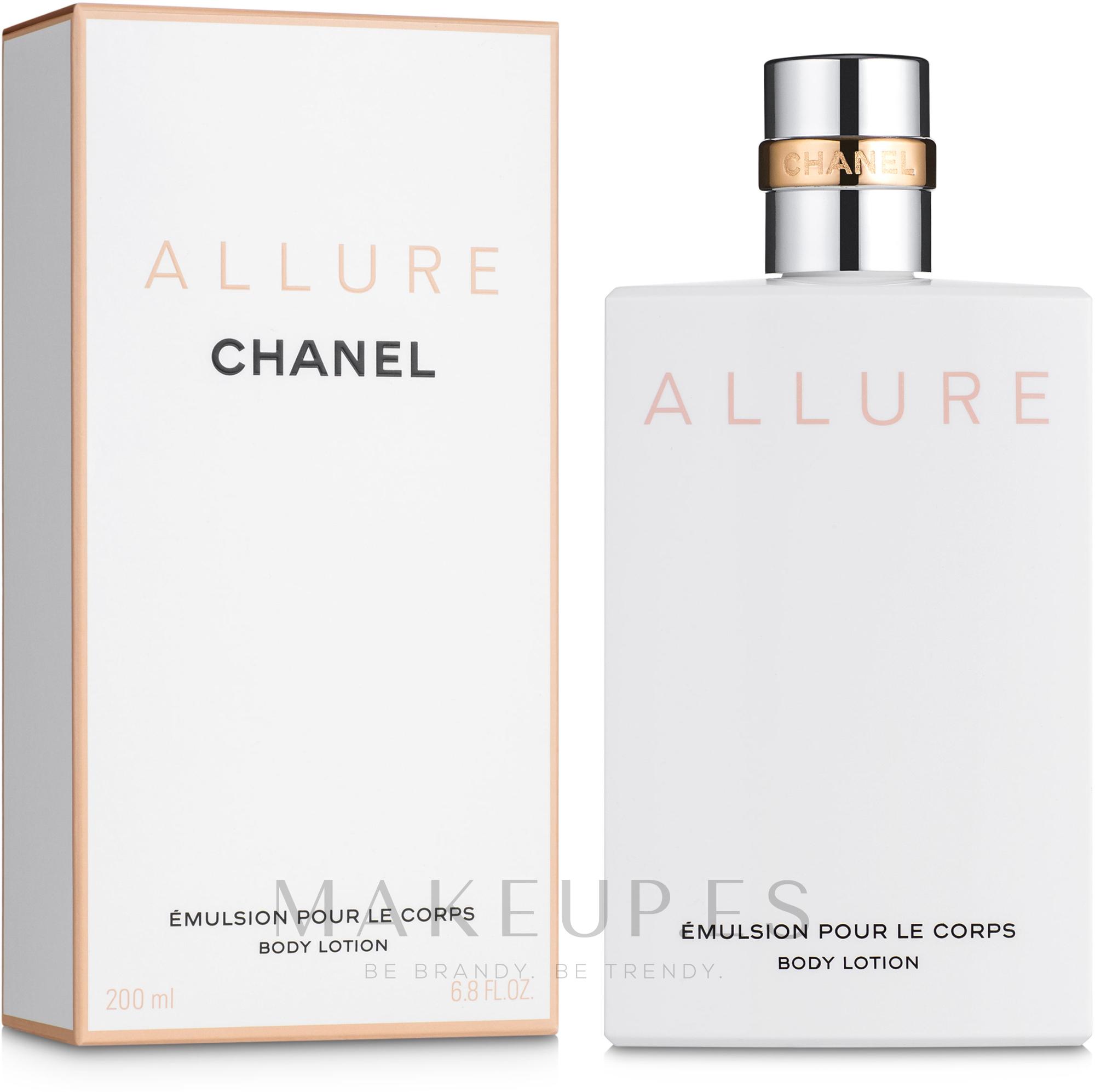 Chanel Allure - Loción corporal perfumada — imagen 200 ml